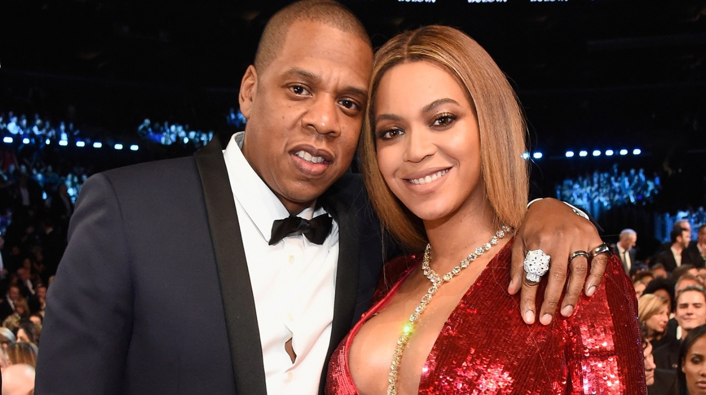 The 59th GRAMMY Awards -  Roaming Show - LOS ANGELES, CA - FEBRUARY 12:  Jay Z and Beyonce during The 59th GRAMMY Awards at STAPLES Center on February 12, 2017 in Los Angeles, California.  (Photo by Kevin Mazur/Getty Images for NARAS) - Not Released (NR) NO TABLOIDS
