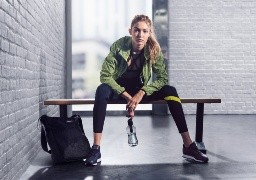 Gigi Hadid in new ads for Reebok
